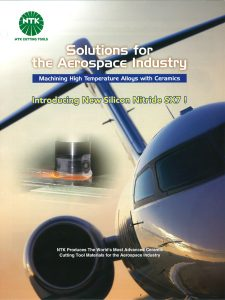 NTK Cutting Tools - Aerospace catalogue download