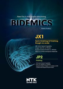NTK Cutting Tools - Bidemics catalogue download