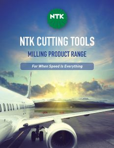 NTK Cutting Tools - Ceramic End Mills and Milling Cutters catalogue download