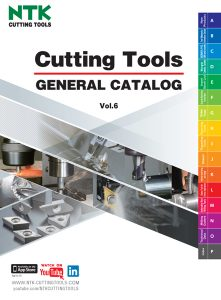 NTK Cutting Tools - General catalogue download